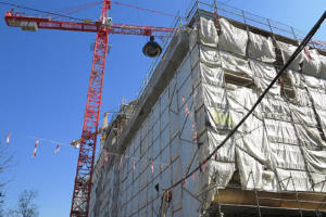 53 Zimmer und 17 Penthouses gibt es ab März 2012 im Kempinski-Hotel im Palais Hansen