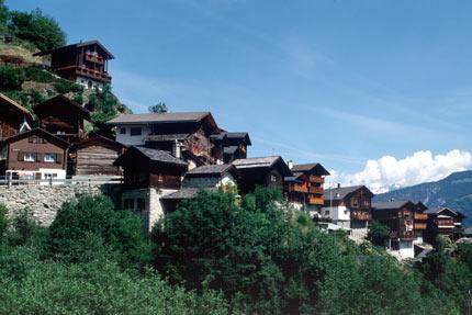 Schweiz schränkt Zweitwohnsitze ein