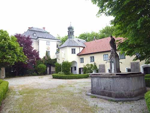 Schloss Sighartstein in Neumarkt am Wallersee wird zwangsversteigert